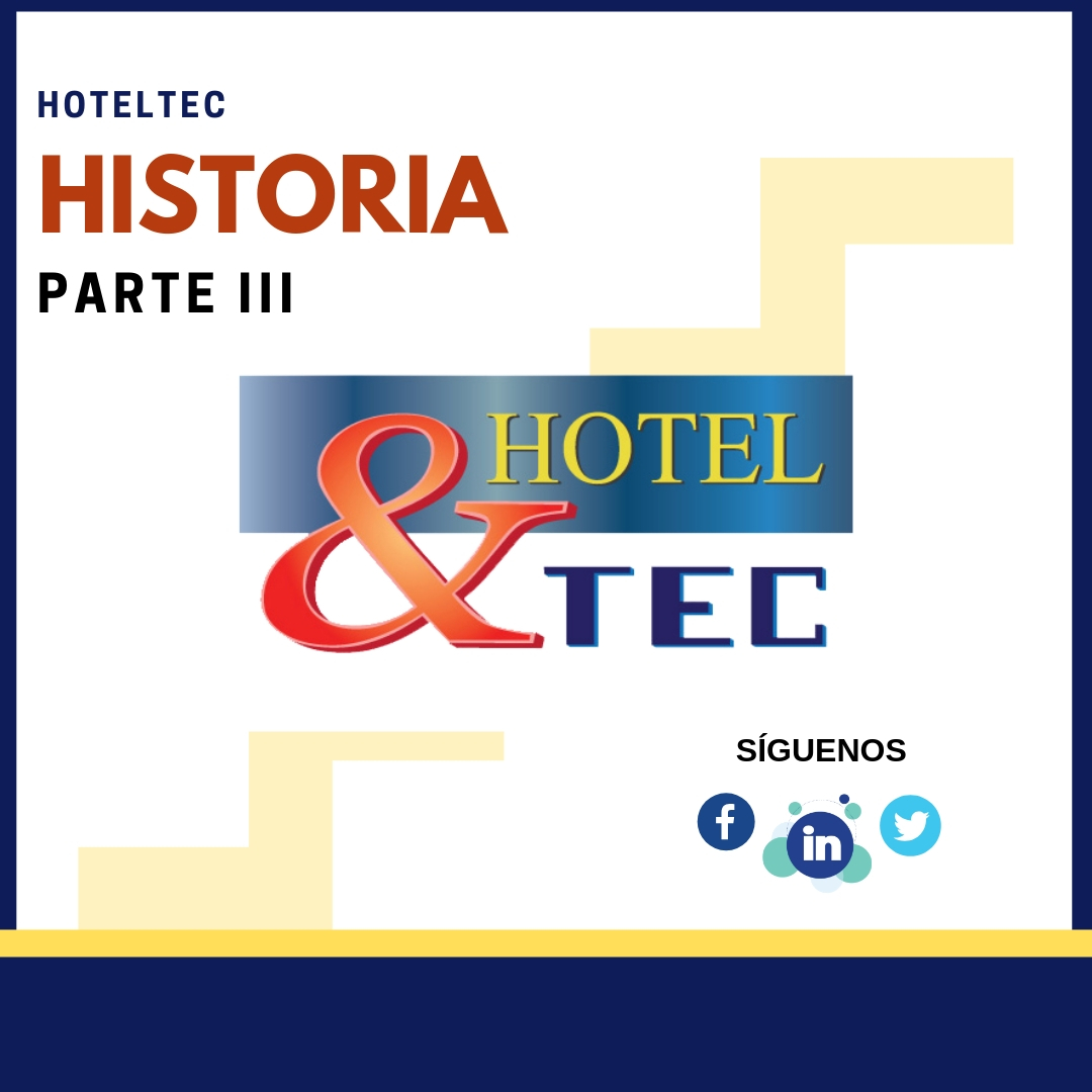 Historia de Hotel and Technology Limitada (HOTELTEC) - Parte 3